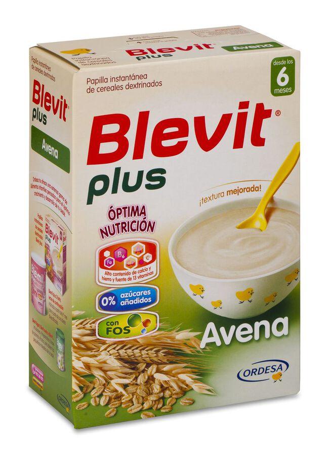 Blevit Plus Avena, 300 g