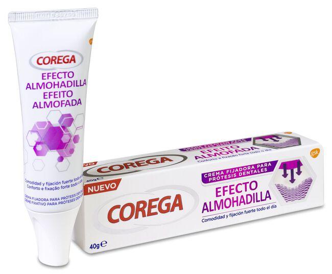 Corega Efecto Almohadilla, 40 g