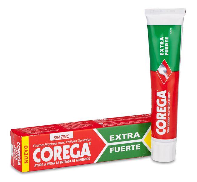 Corega Super Ultra Crema Extra Fuerte, 70 g