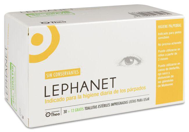 Lephanet, 30 Toallitas