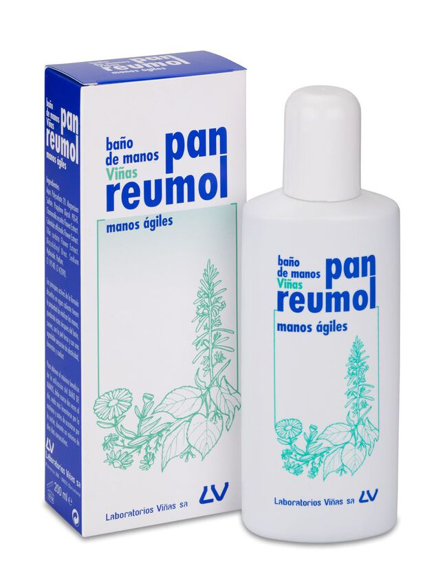 Pan-reumol Baño De Manos, 200 ml