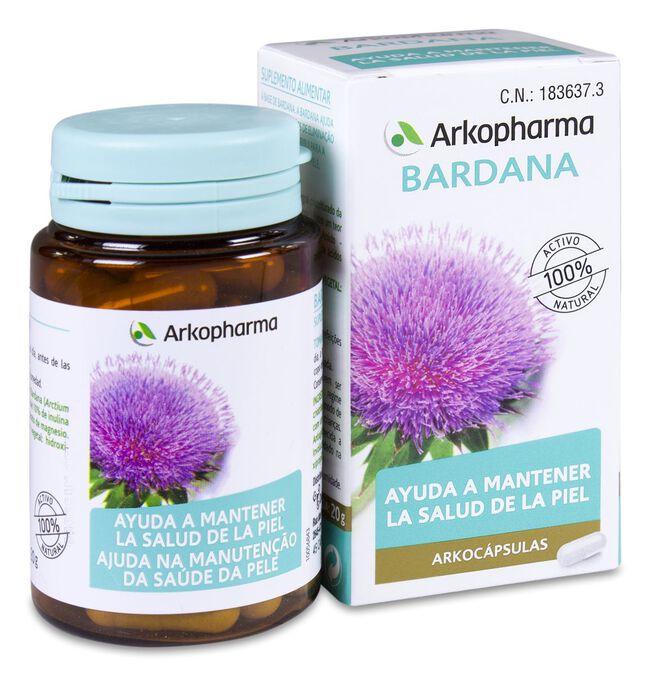 Arkopharma Arkocápsulas Bardana, 45 Cápsulas