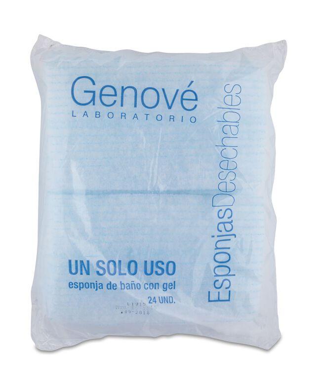 Genocure® Esponja Desechable de Un Solo Uso, 1 Ud