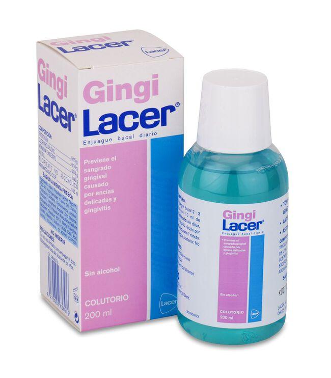 Lacer Gingilacer Colutorio, 200 ml