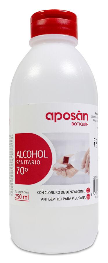 Aposán Alcohol 70º, 250 ml
