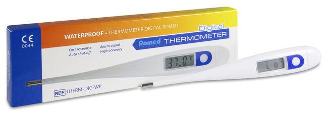 Fleming Termómetro Digital Hospitalario, 1 Unidad