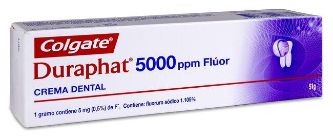 Colgate Dentífrico Duraphat 5000 ppm, 51 g