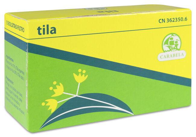 Carabela Tila, 15 Filtros