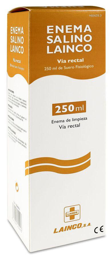 Lainco Enema Salino, 250 ml