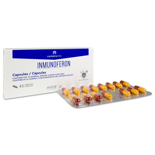 Inmunoferon, 45 Cápsulas