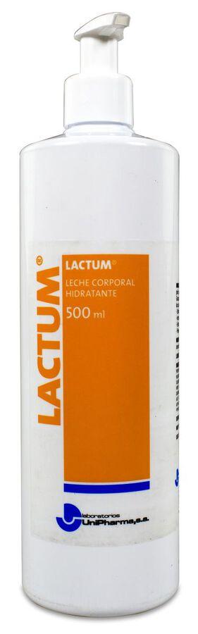 Lactum Leche Corporal Hidratante, 500 ml