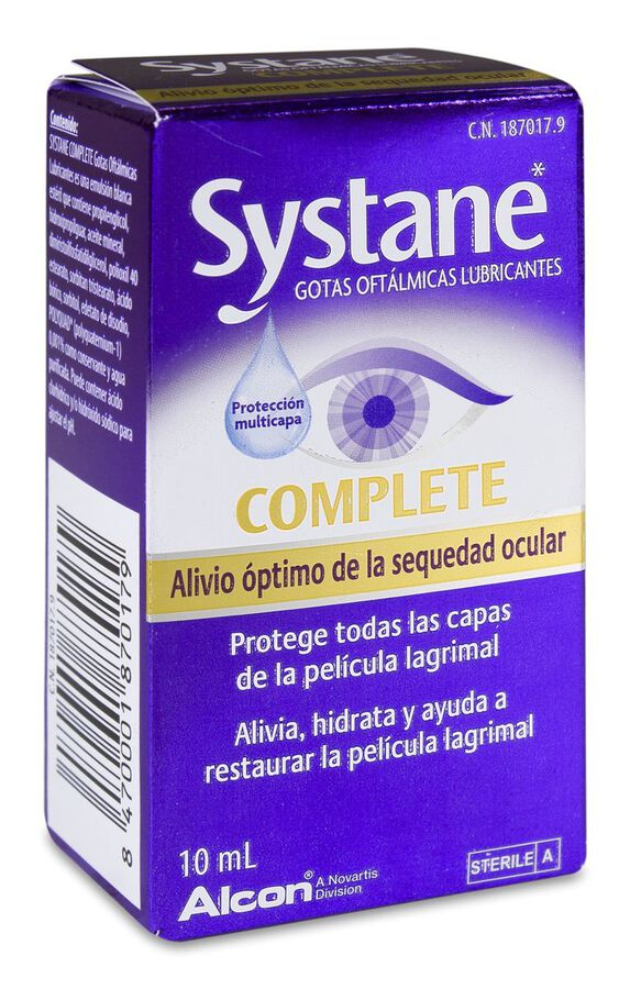 Systane Complete, 10 ml
