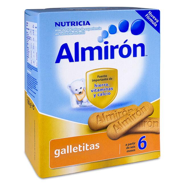 Almirón Advance Galletitas 6 Cereales, 180 g