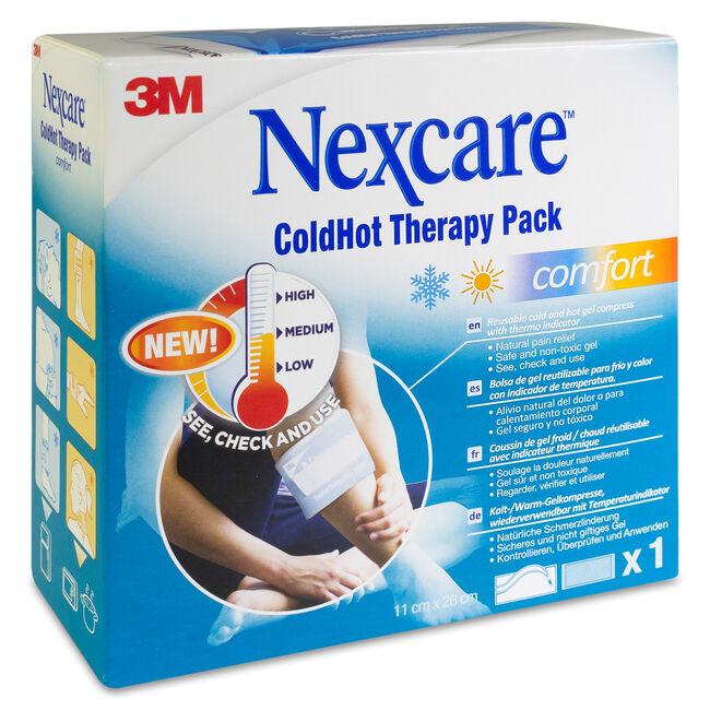 Nexcare Frío/Calor Coldhot Bolsa Comfort 10x26,5 cm, 1 Ud