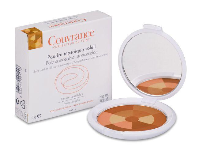 Avène Couvrance Polvos Mosaico Bronceados, 10 g