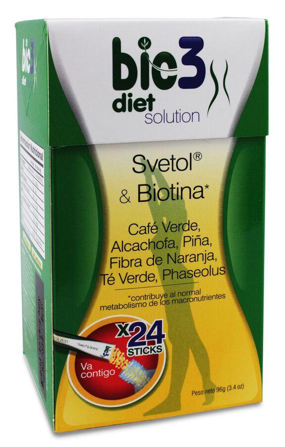 Bie3 Diet Solution, 24 Uds