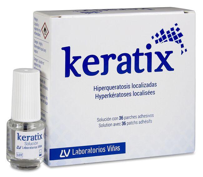 Keratix Solución, 36 Uds