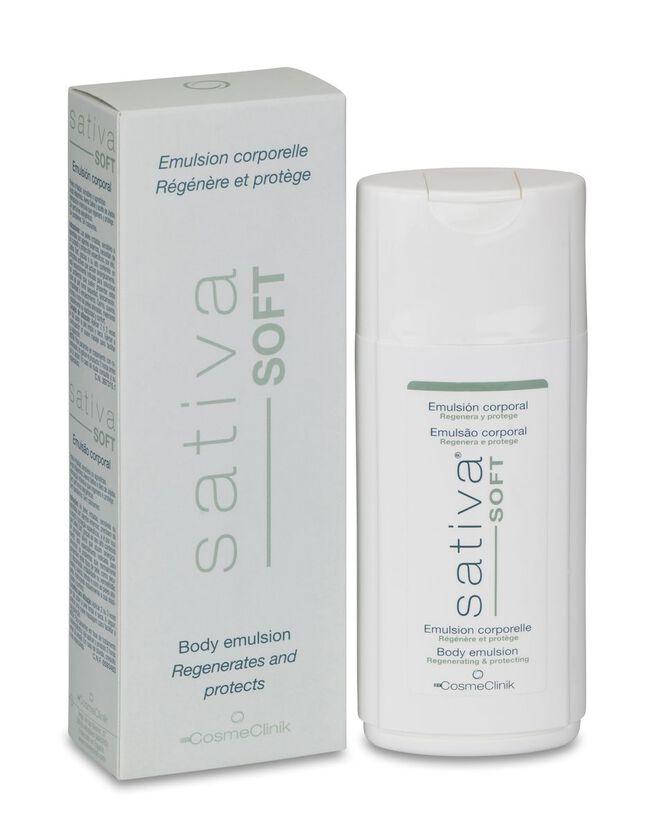 Sativa Soft Emulsión Corporal, 200 ml