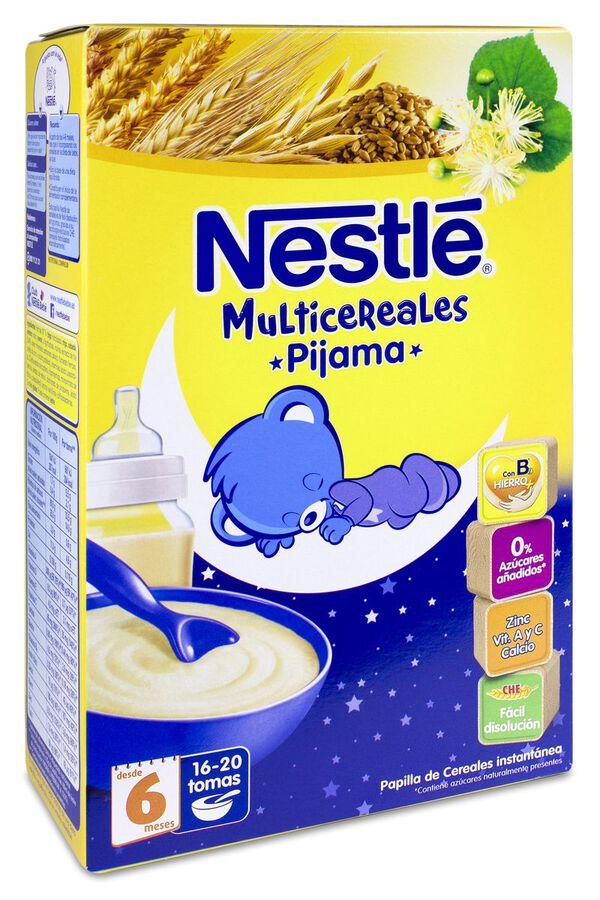 Nestlé Multicereales Pijama, 500 g