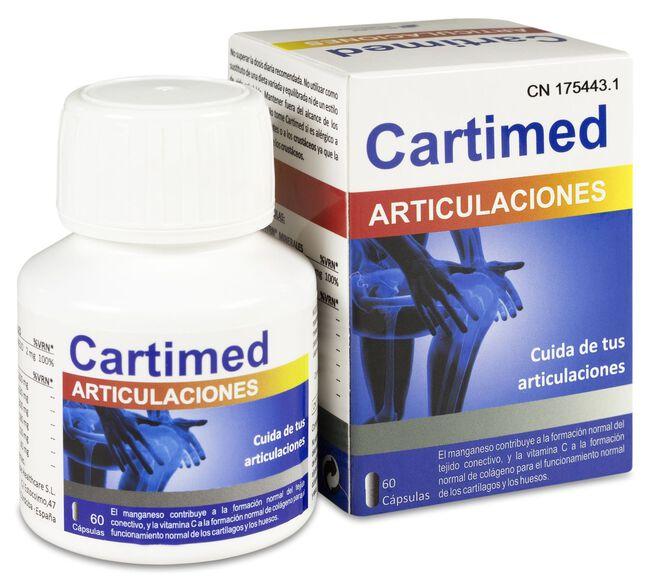 Cartimed Articulaciones, 60 Cápsulas