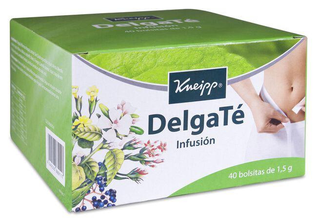 Kneipp DelgaTé Infusión, 40 Uds