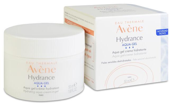 Avène Hydrance Aqua Gel Crema Hidratante, 50 ml