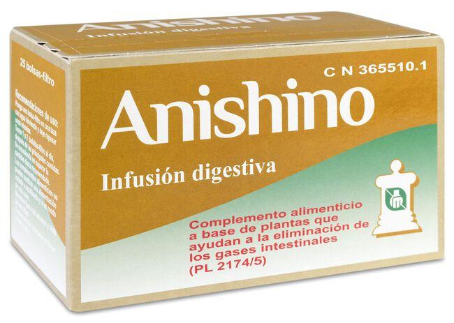 Anishino Infusión Digestiva, 25 Uds