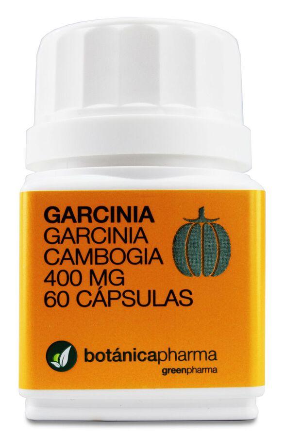 Botánicapharma Garnicia 400 mg, 60 Cápsulas