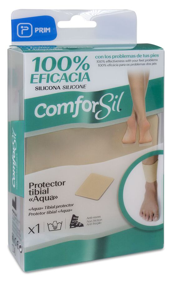 Prim Protector Tibial Uso Normal, 1 Ud