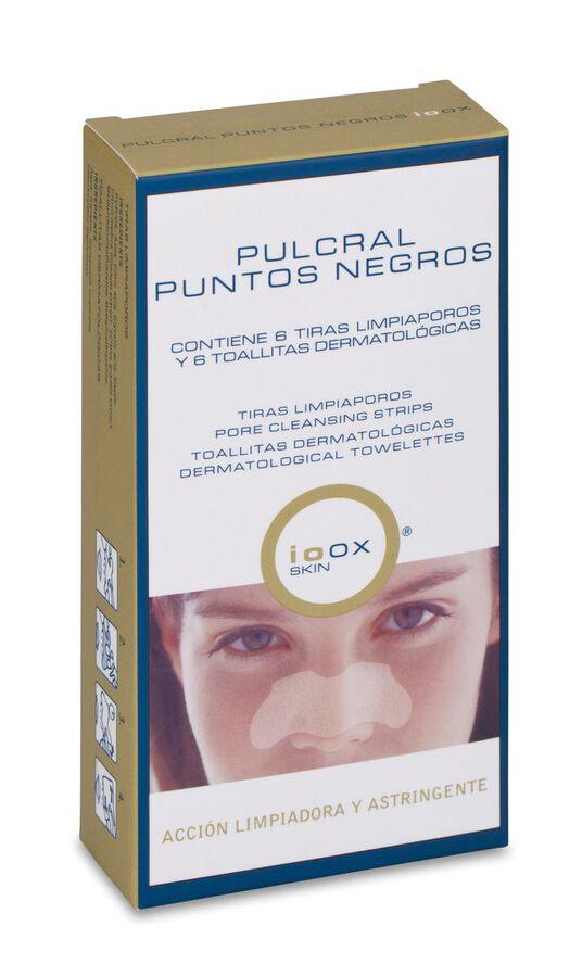 Ioox Pulcral Puntos Negros, 6 Uds