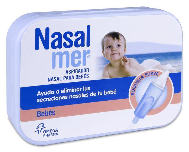 Nasalmer Aspirador Nasal, 1 Ud