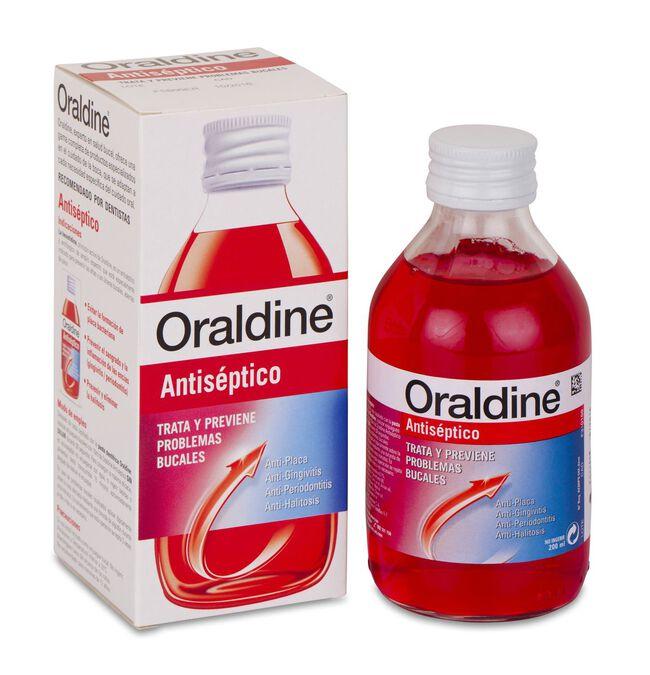 Oraldine Antiséptico, 200 ml