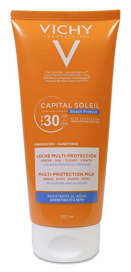 Vichy Capital Soleil Leche Multiprotección SPF 30