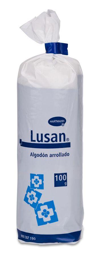 Lusan Algodón Arrollado, 100 g