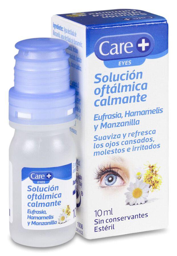 Care+ Solución Oftálmica Calmante, 10 ml