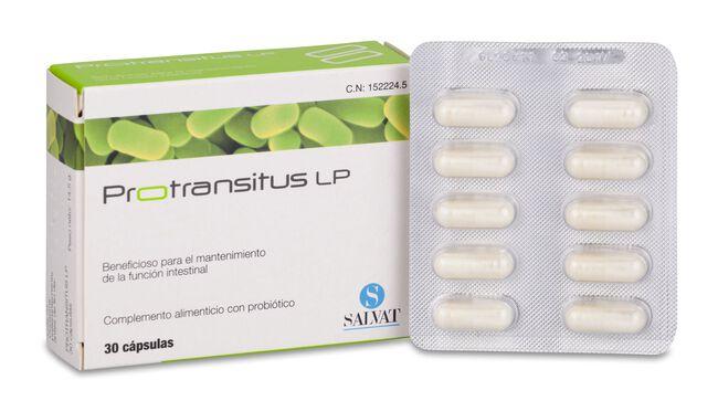 Protransitus Lp, 30 Cápsulas