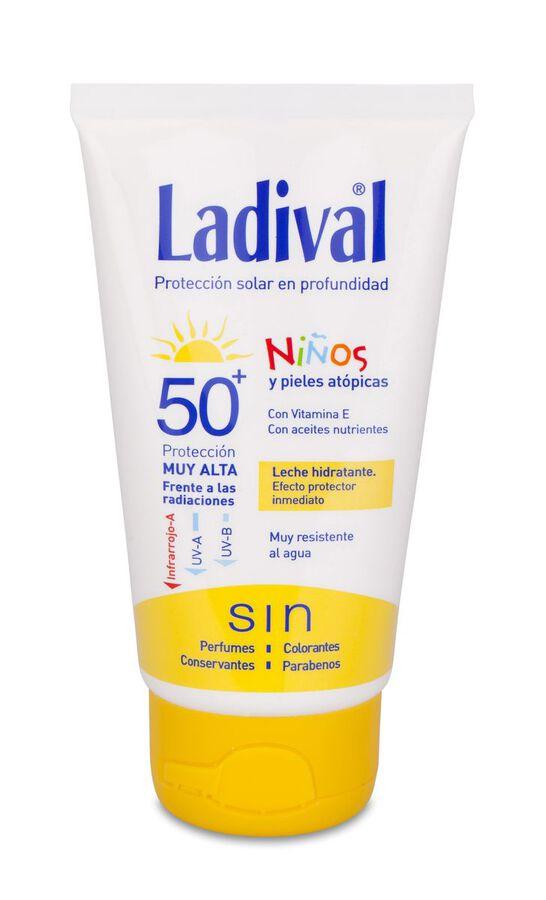 Ladival Niños y Piel Atópica SPF 50+, 75 ml