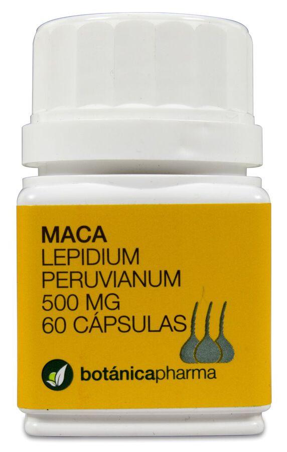 Botanicapharma Maca Andina 500 mg, 60 Cápsulas