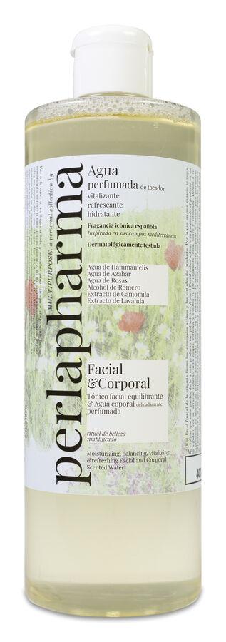 Perlapharma Multipurpose Agua Corporal Perfumada, 400 ml