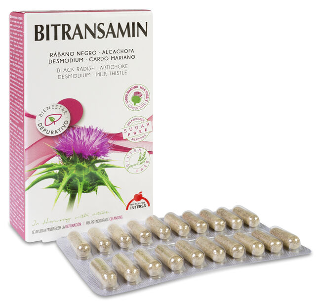 Bitransamin, 60 Cápsulas