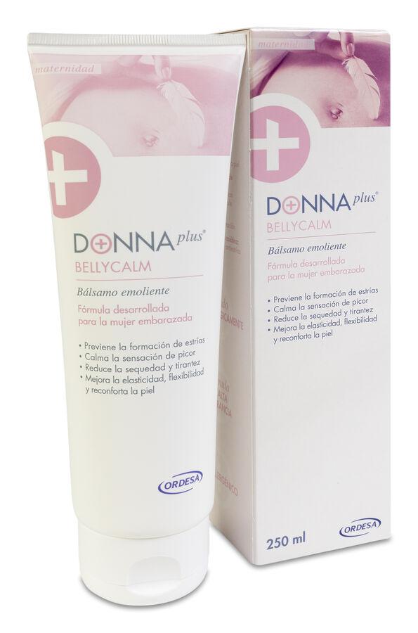 DonnaPlus+ Belly Calm Bálsamo Emoliente, 250 ml