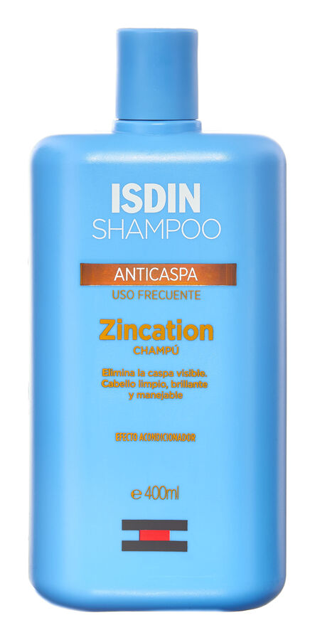 ISDIN Shampoo Zincation, 400 ml