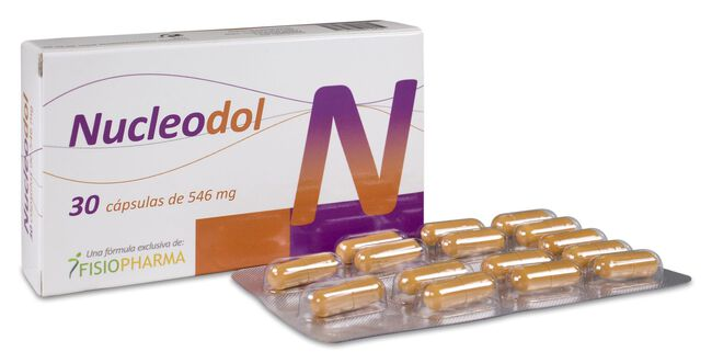 Nucleodol, 30 Cápsulas image number null