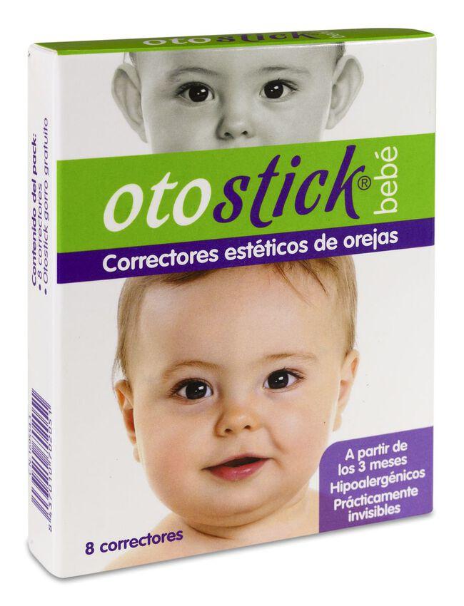 Otostick Corrector de Orejas para Bebés, 8 Uds