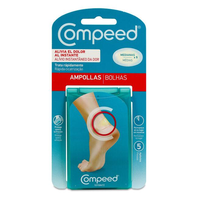 Compeed Ampollas Medianas, 5 Uds