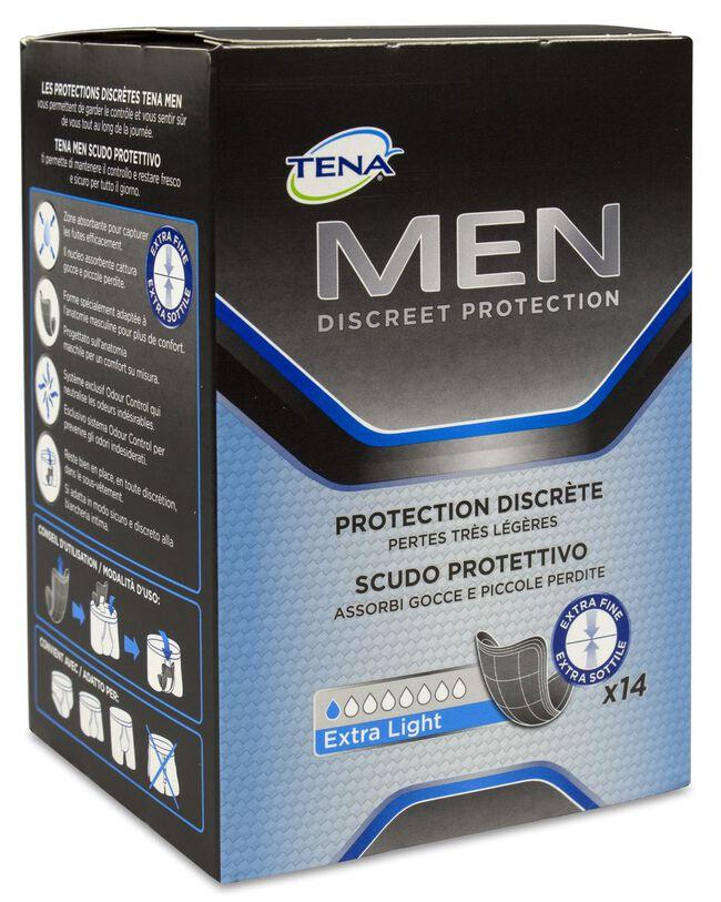 Tena Men Escudo Protector, 14 Uds