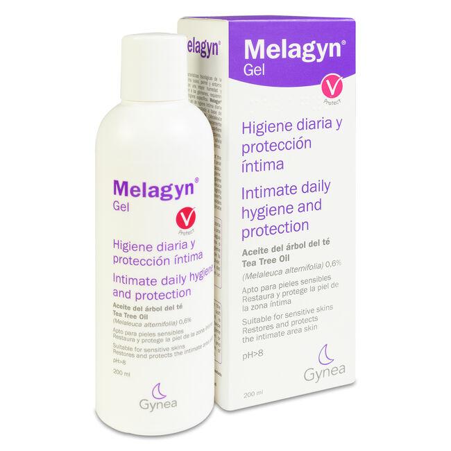 Melagyn Gel Higiene Intima, 200 ml