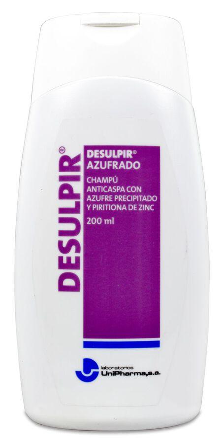 Desulpir Azufrado Anticaspa, 200 ml