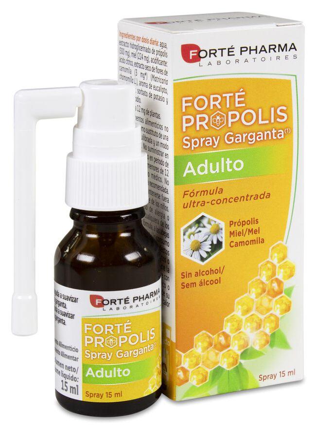 Forté Pharma Própolis Spray Garganta para Adulto, 15 ml