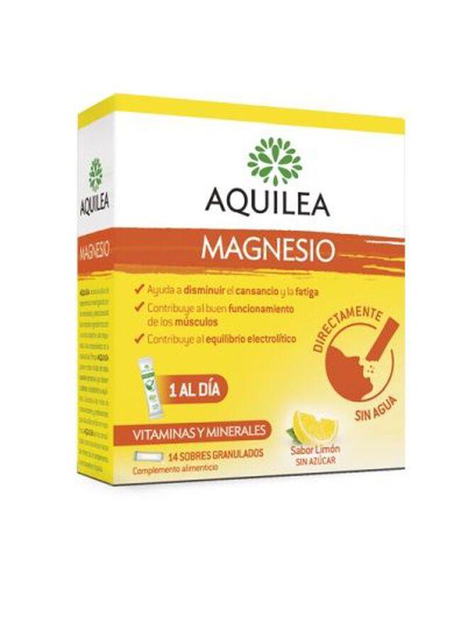 Aquilea Magnesio Granulado, 14 Sobres
